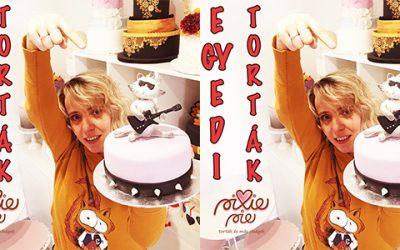 Pixie Pie, és a varázslatos tortaművészet