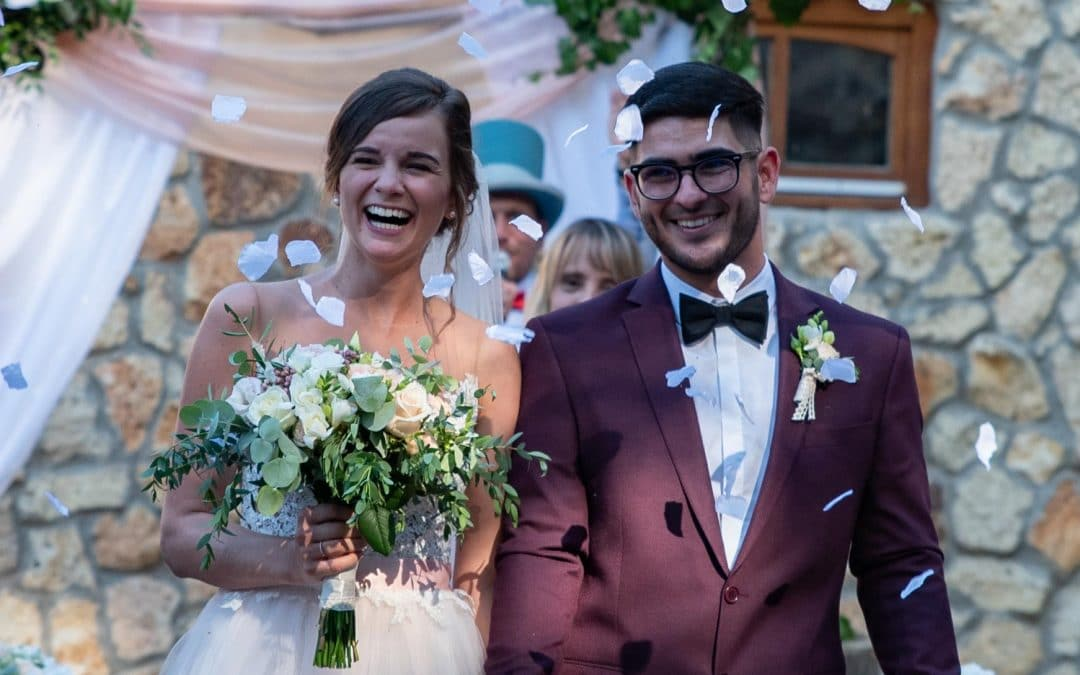 Esküvői bevonuló-, és szertartás zene: hogyan válassz?