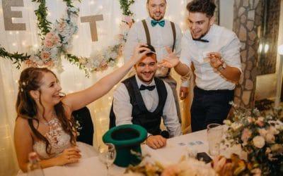 Esküvői játékok – töltsd le ingyen a teljes listát leírással